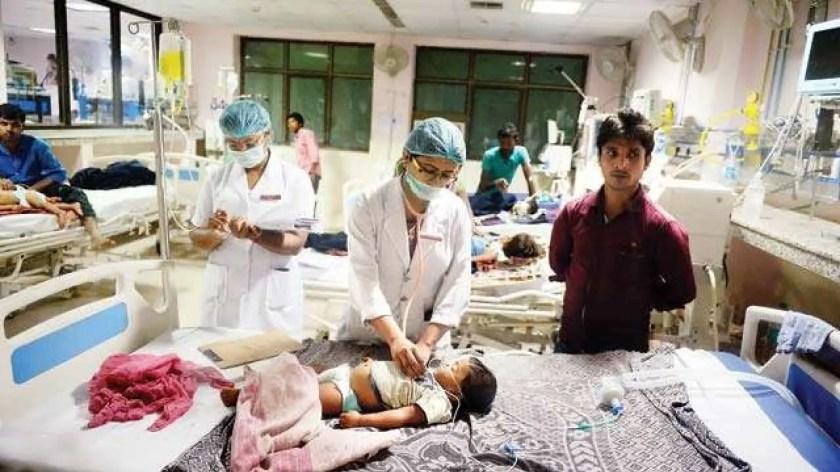 Volenti Non Fit Injuria - Gorakhpur hospital deaths 2017