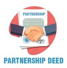 Partnership Deed Sample format