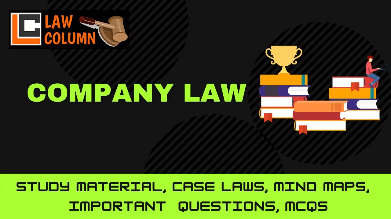 Resolutions of a Company and its Kinds - Company Law