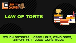 Discharge of Tortious liability