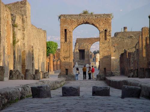 Pompeya, donde la historia vive 1