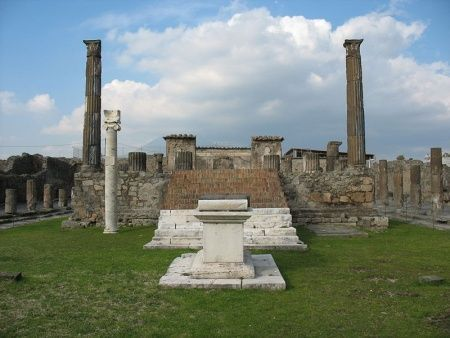 Pompeya, donde la historia vive 4