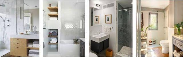 Soluciones para baños pequeños 2