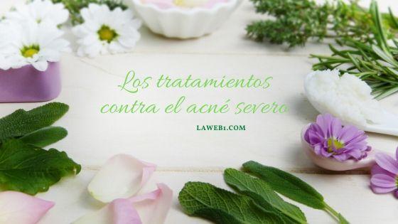 Los tratamientos contra el acné severo (1)