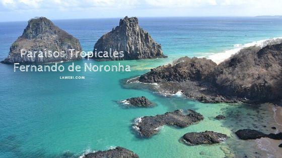 paraísos tropicales