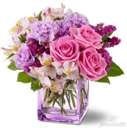 Prolonga la vida de flores en jarrón 2