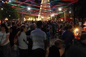 Feria Navideña Villa General Belgrano