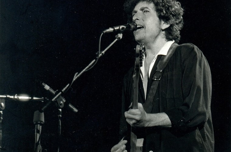 Bob Dylan doesn't give a single fuck about your trifling-ass awards.; Credit: Xavier Badosa/Flickr