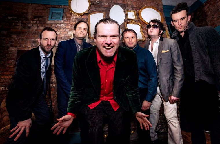 Electric Six; Credit: Mark Wright