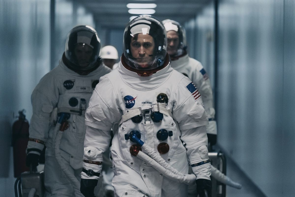 <i>First Man</i>; Credit: Universal