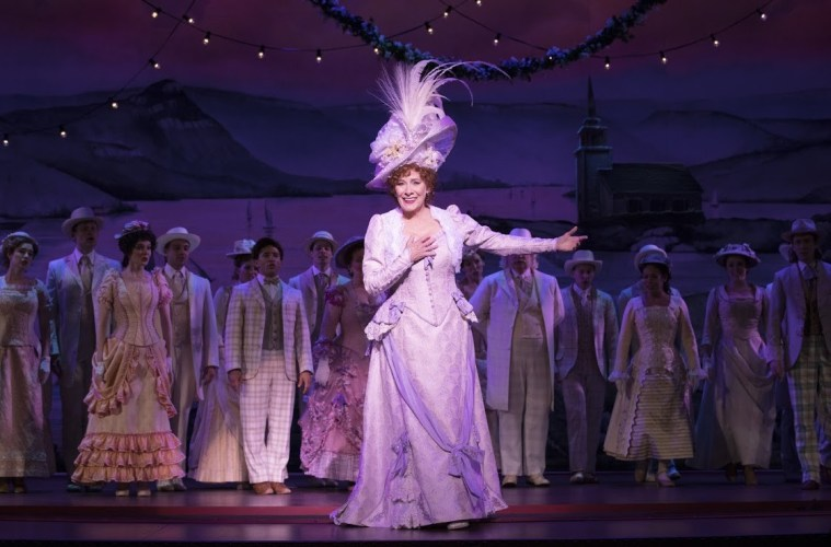 Betty Buckley as matchmaker Dolly Gallagher; Credit: Julia Cervantes