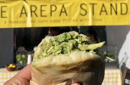 The Westsider; Credit: The Arepa Stand