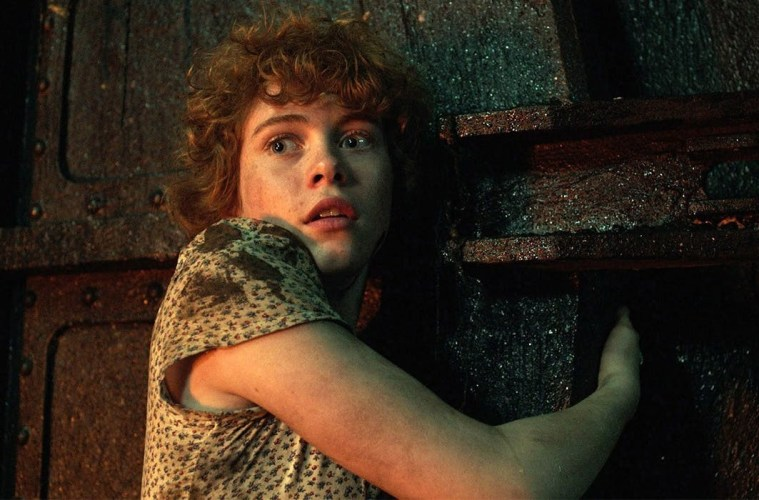 Sophia Lillis stars in Nancy Drew and the Hidden Staircase.; Credit: Warner Bros.