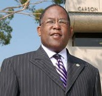 L.A. County Supervisor Mark Ridley-Thomas; Credit: Wikipedia