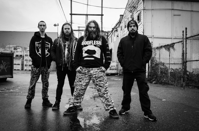 Soulfly with Max Cavalera