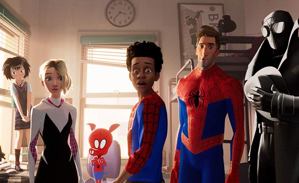 Spider-Man: Into the Spider-Verse; Credit: Sony Pictures