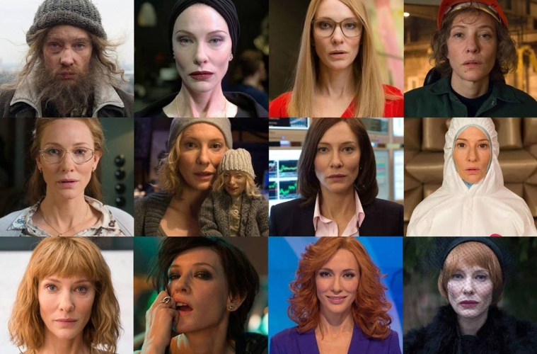 Cate Blanchett in Manifesto; Credit: Courtesy of FAFF