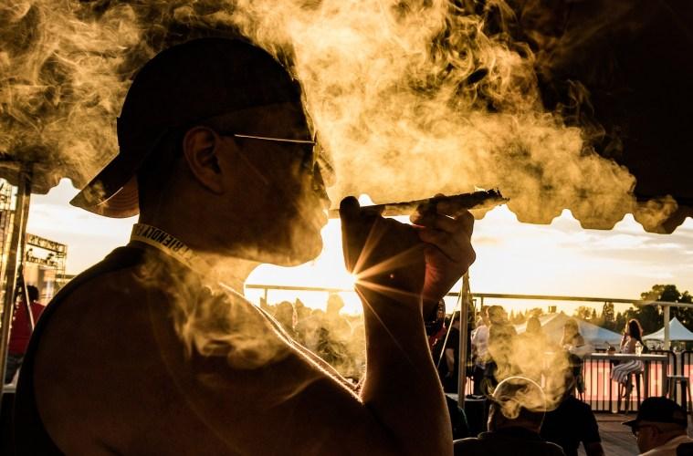 High Times Cannabis Cup; Credit: Jesse Faatz