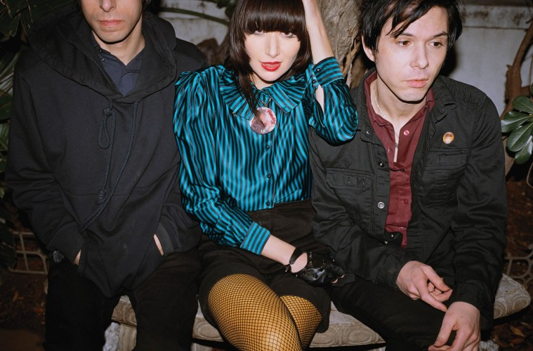 Yeah Yeah Yeahs; Credit: Courtesy of the artist