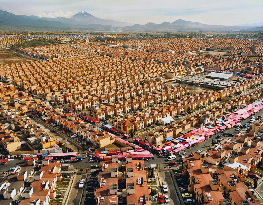 Livia Corona Benjamin: 47,547 Homes. Ixtapaluca, Mexico. 2000 - present