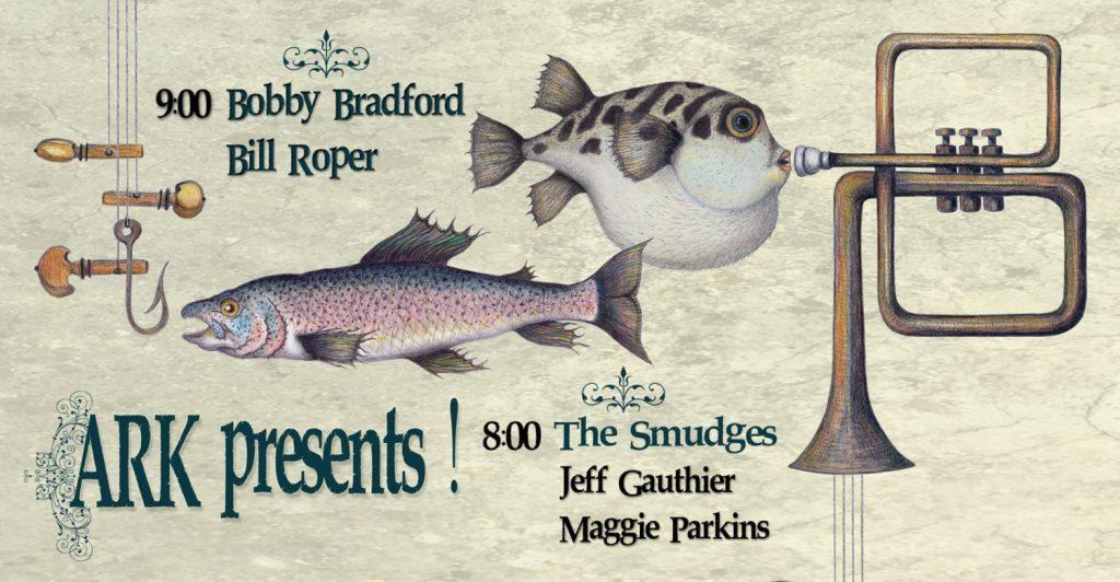 Bobby Bradford & Bill Roper, The Smudges
