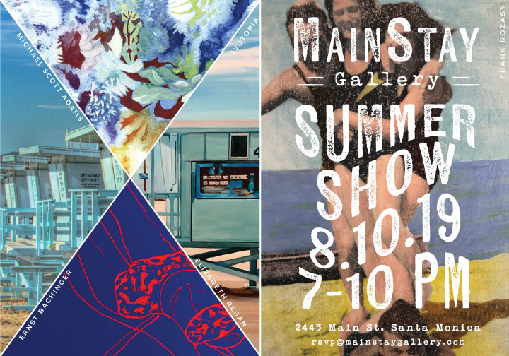 MainStay Gallery: Summer Show Party
