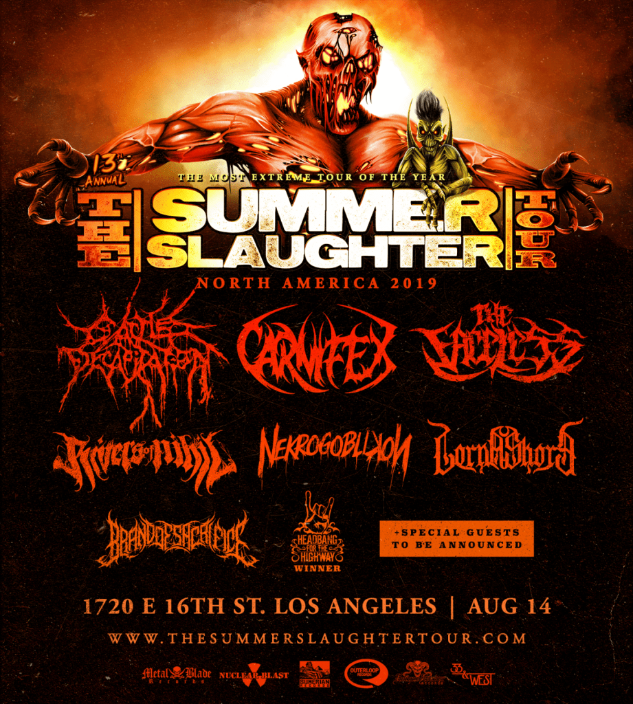 The Summer Slaughter Tour