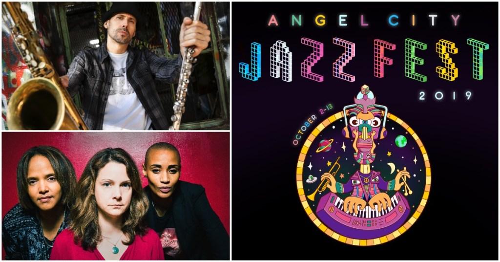 Angel City Jazz Fest: Katisse + Kris Davis' Diatom Ribbons