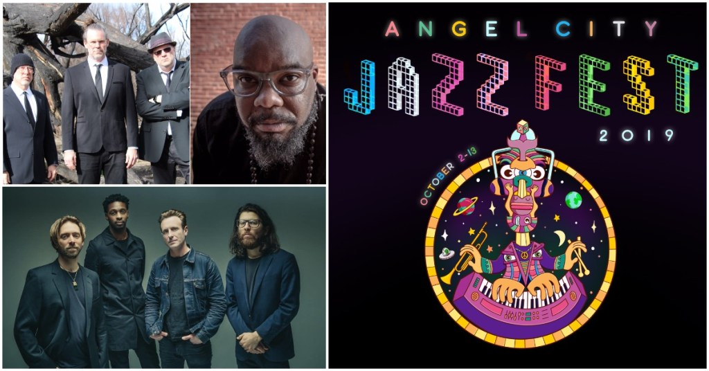 Angel City Jazz Fest: Ego Mondo with Kokayi + Aaron Parks Little Big
