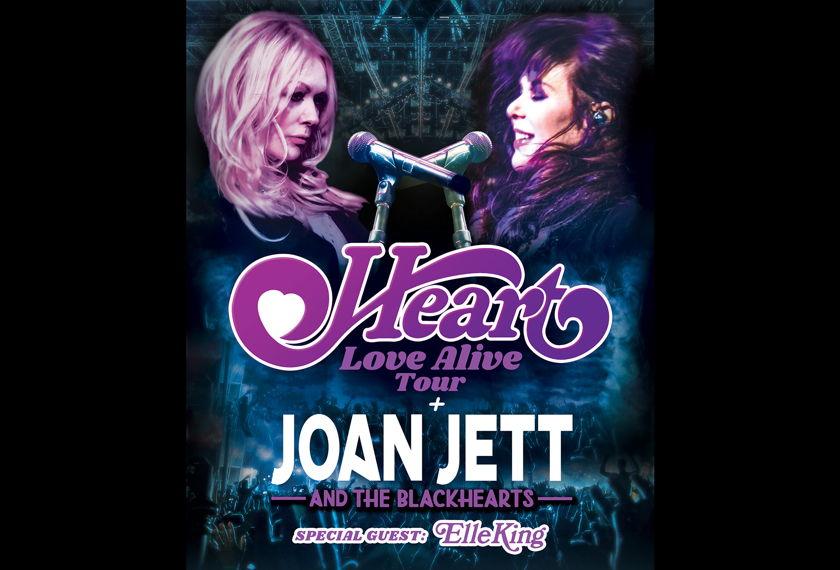Heart, Joan Jett & the Blackhearts