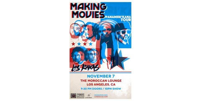 Making Movies, Los Rakas