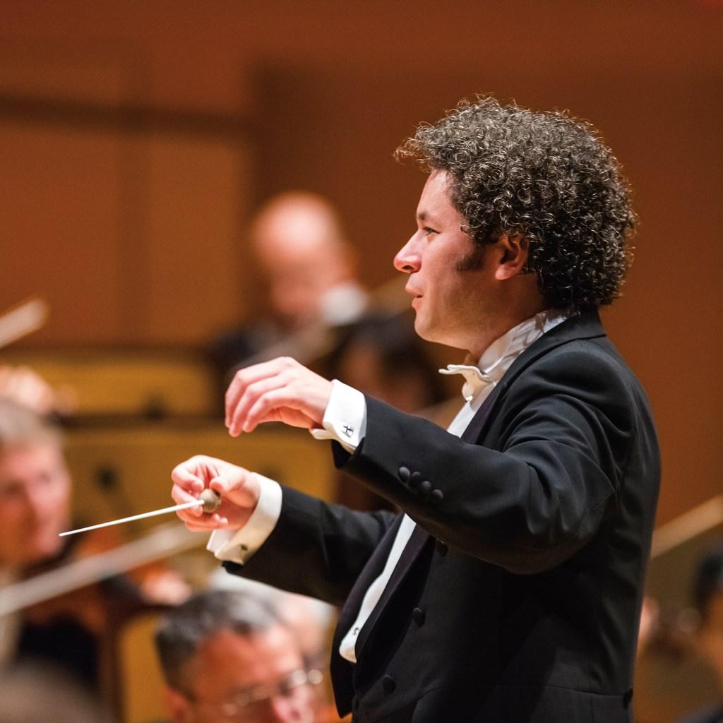 Dudamel Leads Mozart & Mehldau