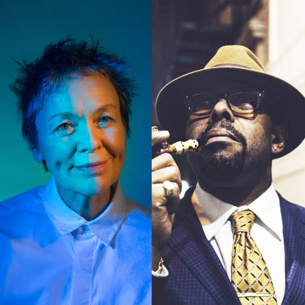 Laurie Anderson & Christian McBride with special guest Rubin Kodheli