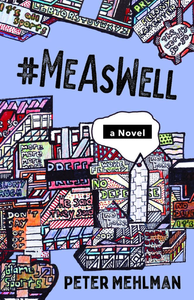 Seinfeld Writer Peter Mehlman Launches #MeAsWell