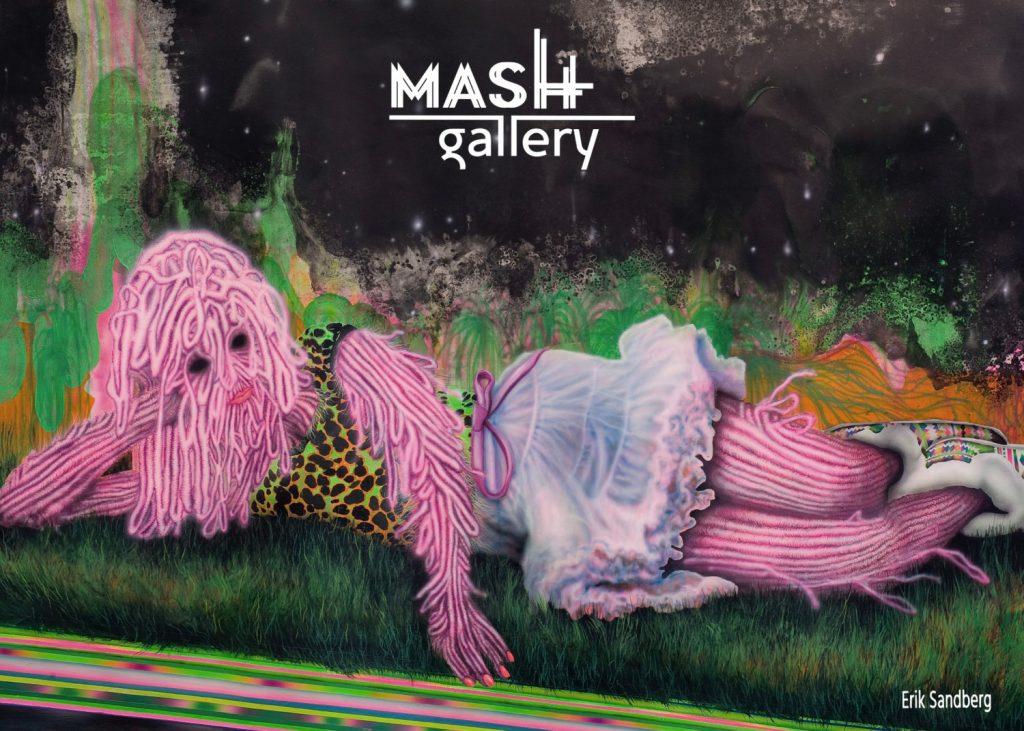 OPENING NIGHT of MORPH at MASH Gallery