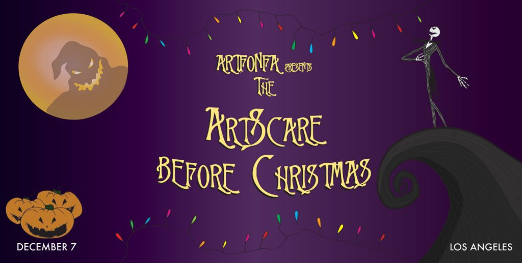 Artscare Before Christmas