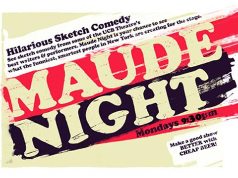 Maude Night: Sketch Comedy