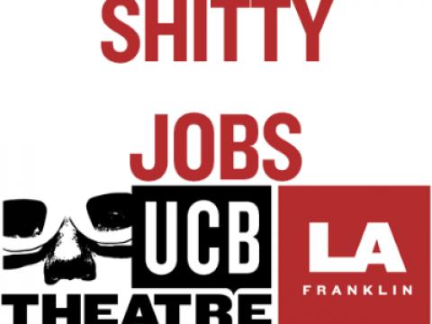 Shitty Jobs: Improv Comedy