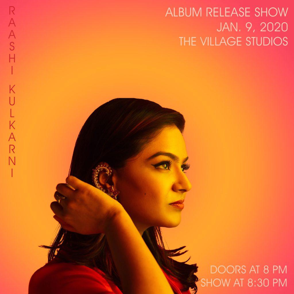 Raashi Kulkarni | Album Release Show