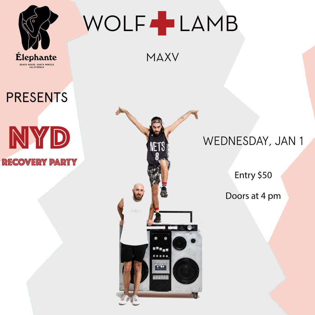 NYD Recovery Party