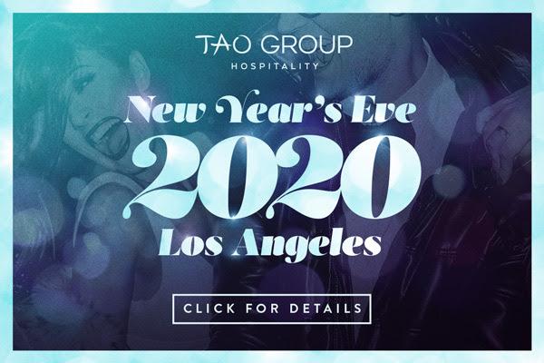Tao's New Year's Eve 2020