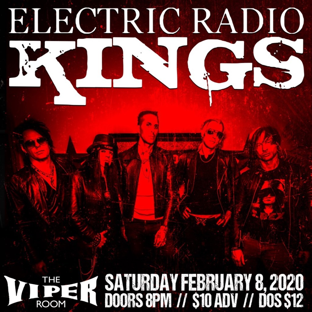 Electric Radio Kings – LA Debut at The Viper Room