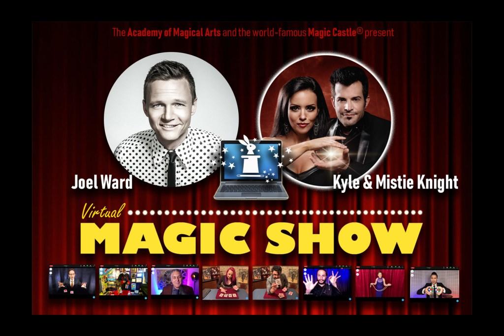 Magic Castle: Virtual Magic Show!
