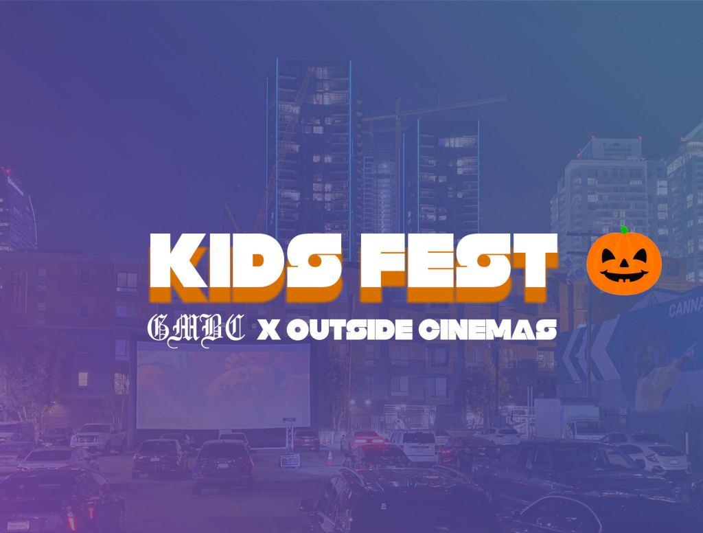 Kids Fest- A Halloween Drive In