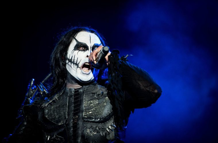 Cradle of Filth are Back to Black