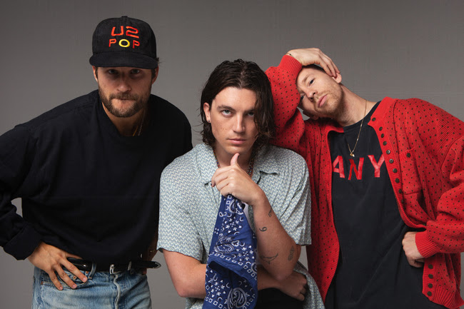 Lany Frontman is a Mama's Boy