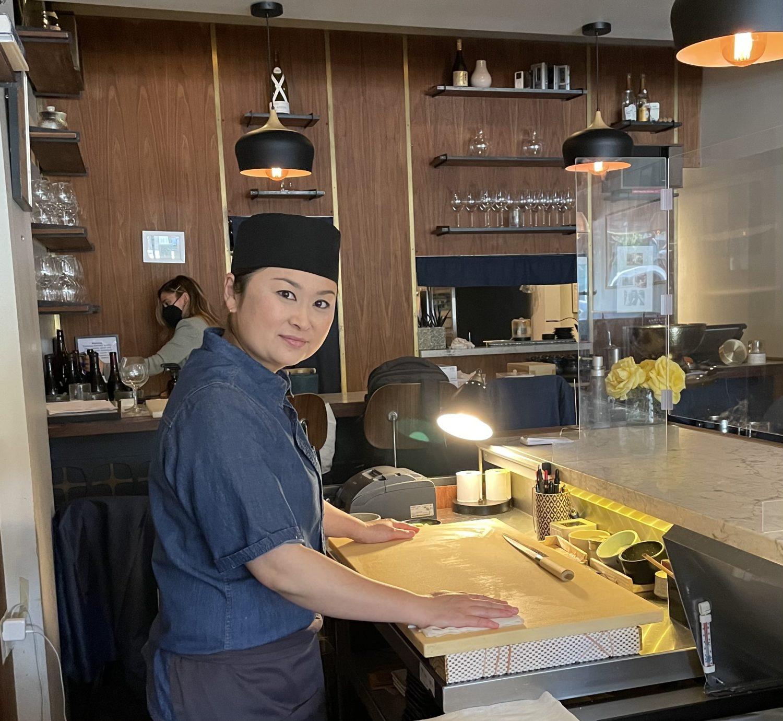 Fuyuko Kawabe – The Accidental Sushi Chef