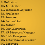 30 Things You Can Do With A Law Degree Lawguru Com Lawguru Com