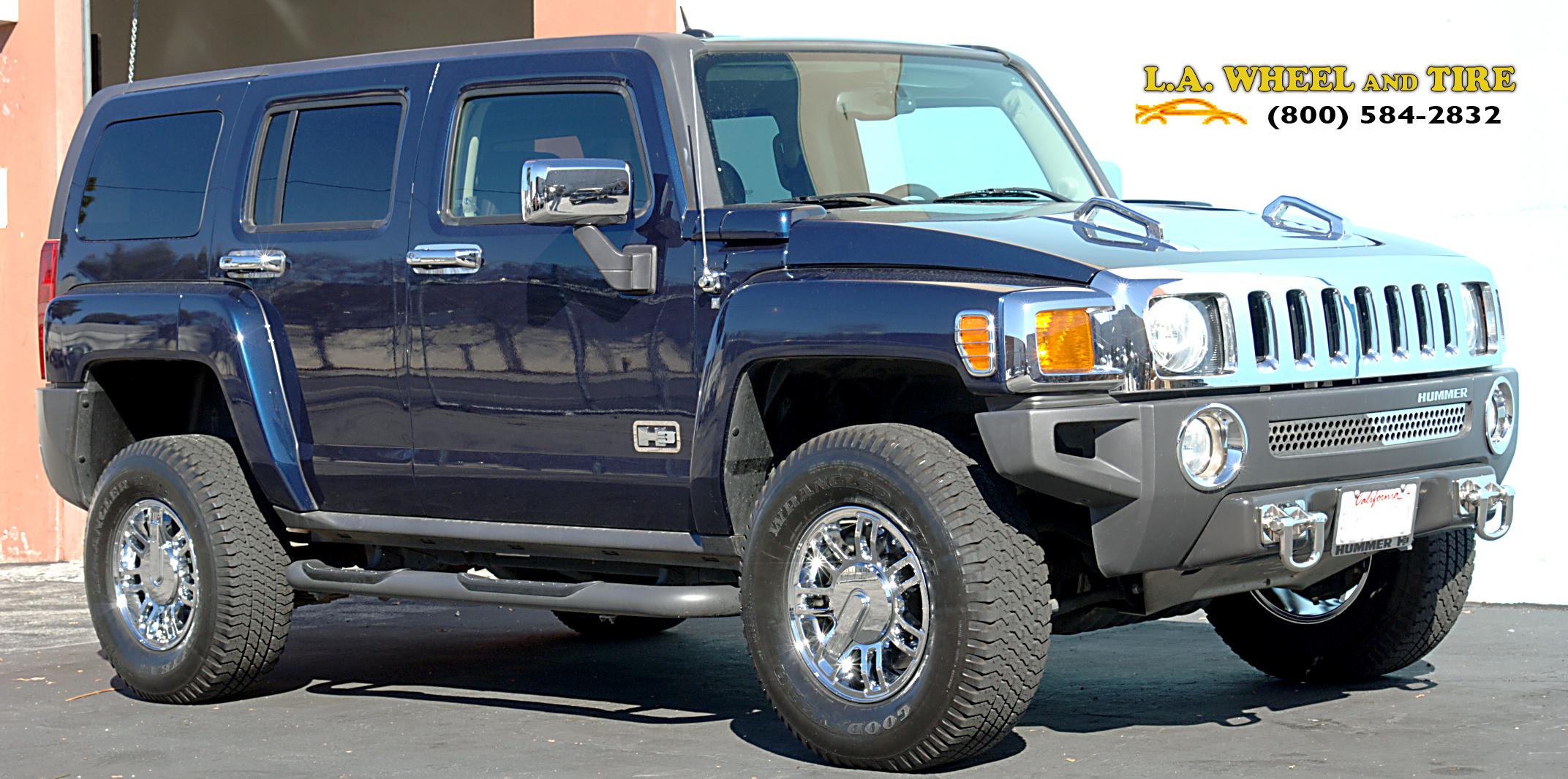 L A Wheel Chrome OEM Wheel Experts