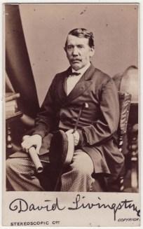 Dr. David Livingstone, Missionary and Explorer